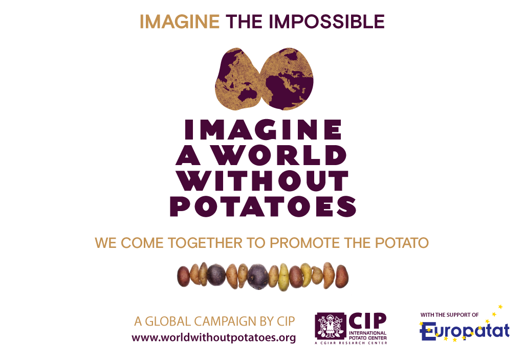 Can you imagine a world without potatoes? We can't!